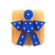 Bul Tak-Geometrik Şekiller-Çocuk.2