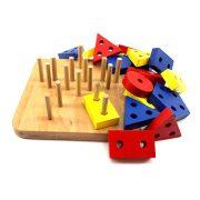 Bul Tak-Geometrik Şekiller-Çocuk.4