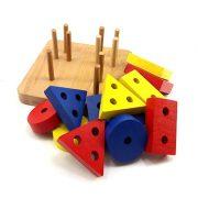Bul Tak-Geometrik Şekiller-II